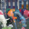 Cow Parade en Luxemburgo