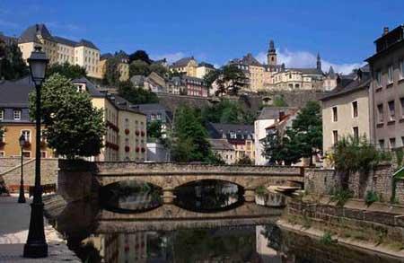 luxemburgo informacion: