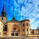 Catedral de Santa María en Luxemburgo