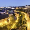 El Paseo de Wenzel en Luxemburgo