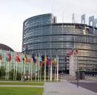 El Parlamento Europeo en Luxemburgo