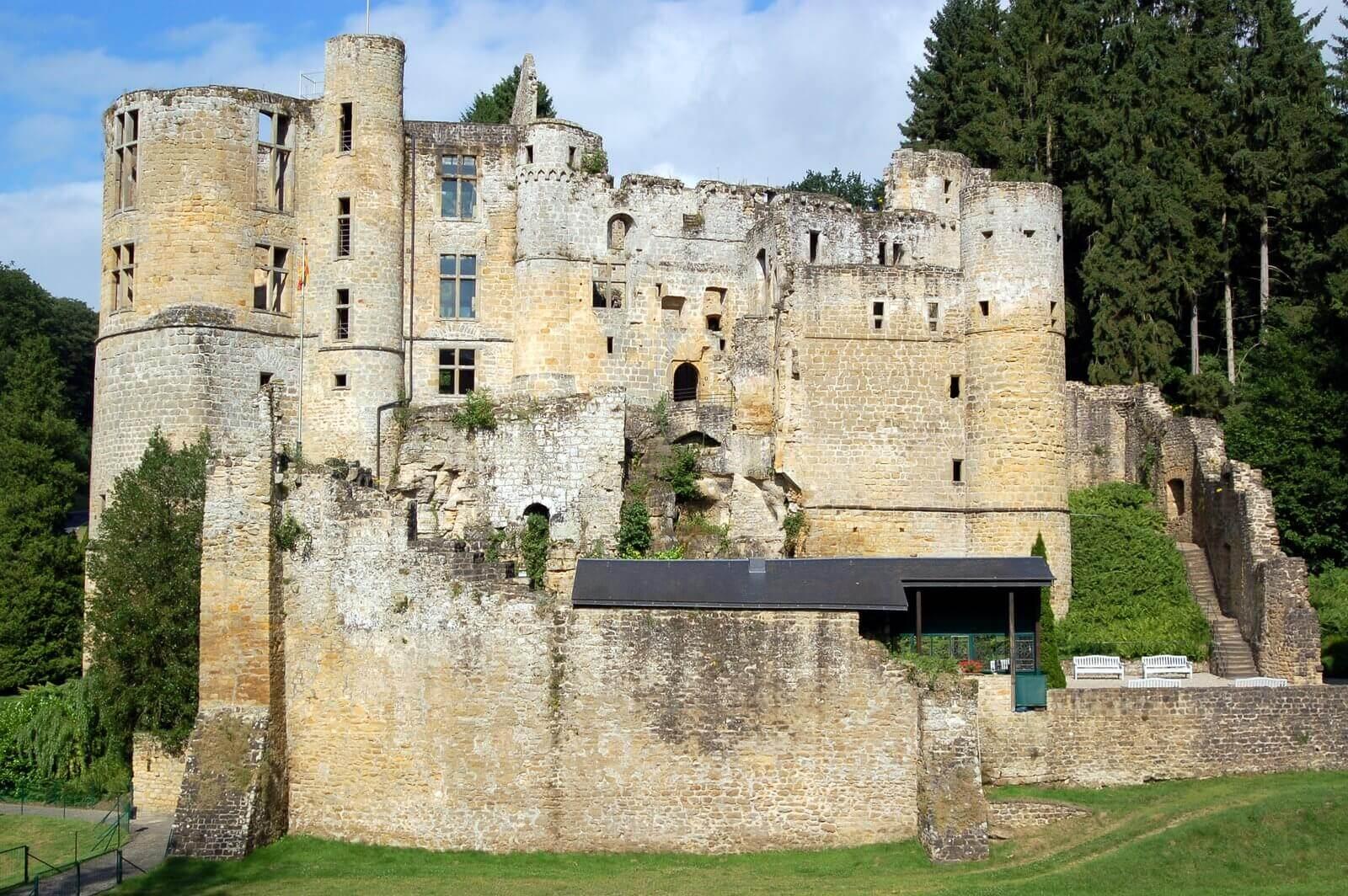 Resultado de imagen de Luxemburgo Castillo beaufort