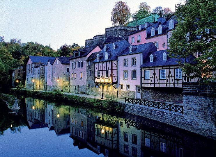 Ciudad De Luxemburgo Luxemburgo